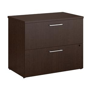 Bush Business Furniture 300 Series 36W 2 Drawer Lateral File Cabinet