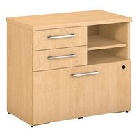 Bush Business Furniture 400 Series 30W File Cabinet
